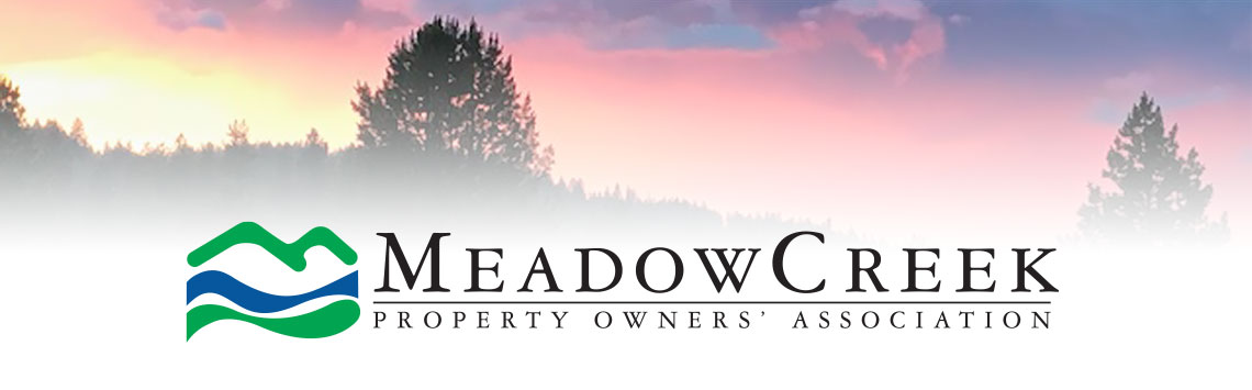 MeadowCreek Property Owners' Association (MCPOA)